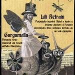 Giov 19 aprile Lili Refrain e Gargamella