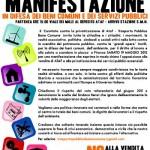 Sabato 19 maggio: corteo contro la privatizzazione dell'Ataf