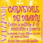 Il Carnevale dei disastri