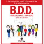 dom 21 - presentazione di B.d.d. - romanzo degli anni zero