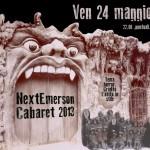 NextEmerson Cabaret 2013