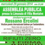 Mer 29 h21 Assemblea a Campi: No all'inceneritore, si alla strategia rifiuti zero